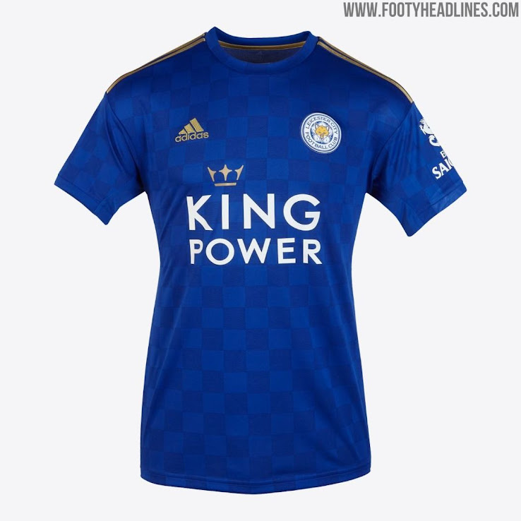 05dfc2b4 Leicester City 19-20 Home & 2 Away Kits Revealed - Footy Headlines