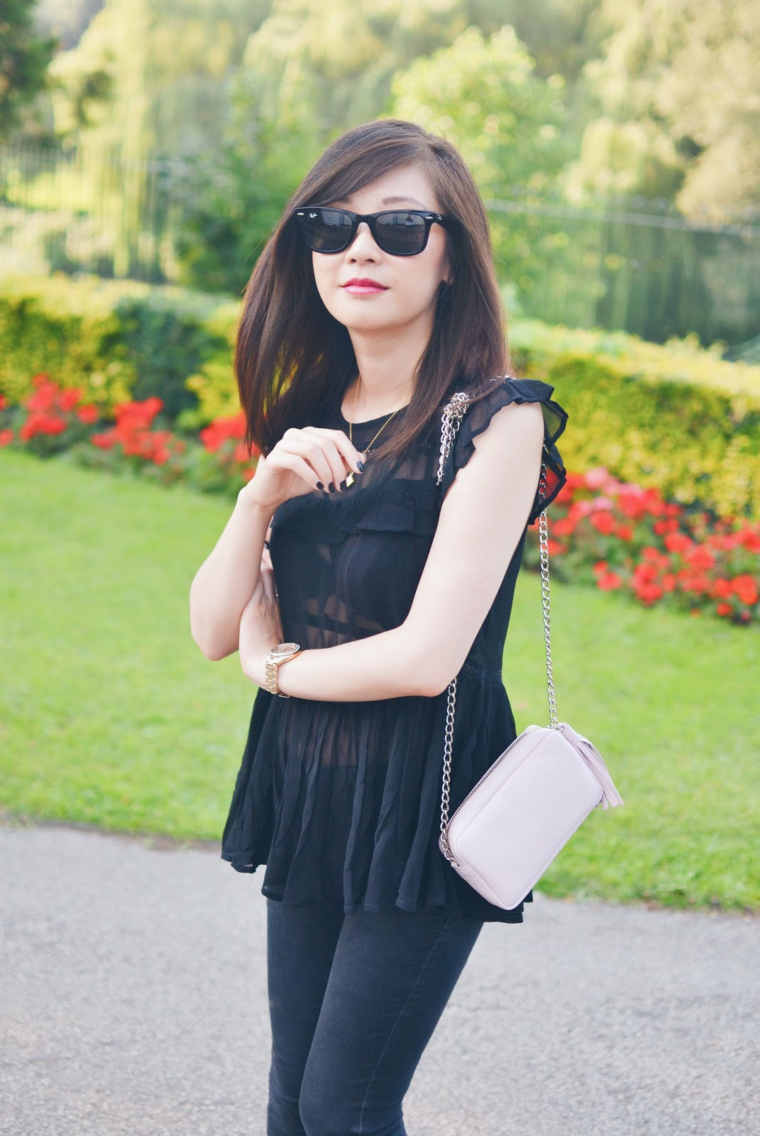 fashion blogger uk all black outfit, personal style, ootd, outfit of the day
