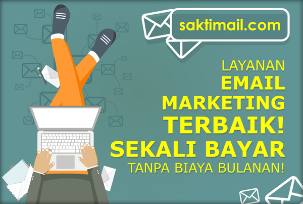 SaktiMail - Layanan Email Marketing dan Autoresponder