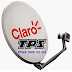 LISTA DE TPS E CANAIS DO SATÉLITE STAR ONE C2/C4 70W KU OPERADORA CLARO TV - 19/08/2016