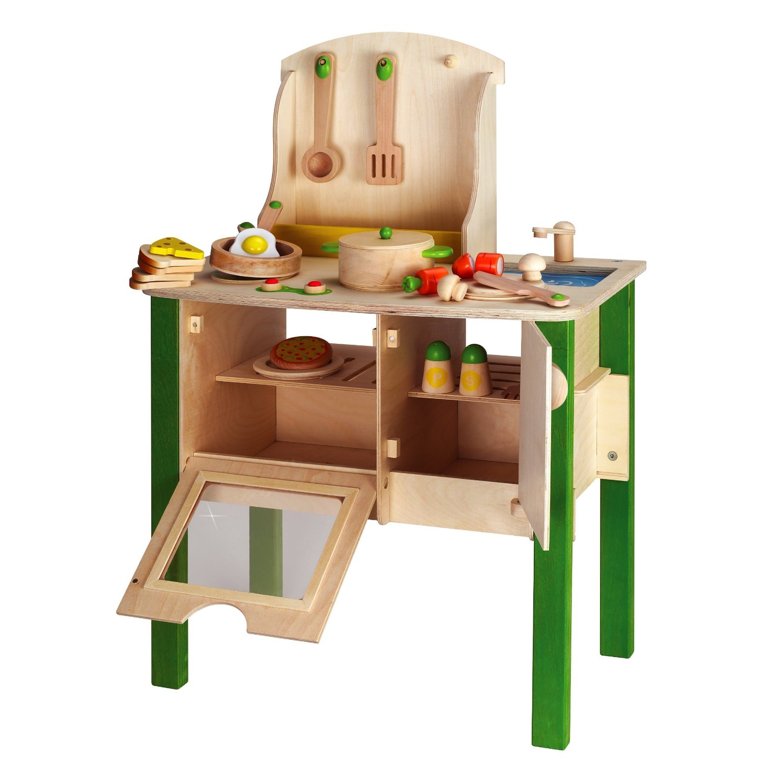 Wooden Play Kitchen Sets Tables For Sale Set Reviews