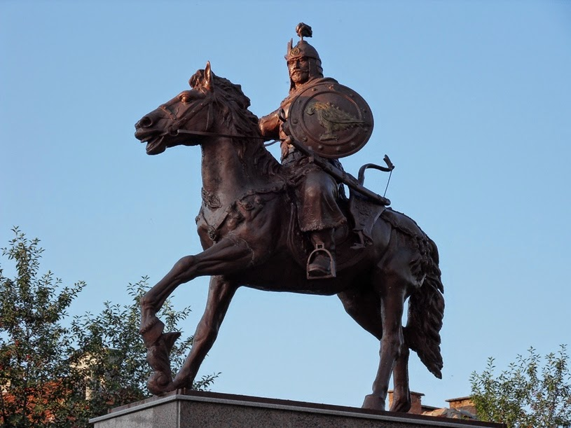хан Аспарух в Болгарии, карачаево-балкарский народ