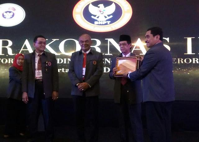 FKPT Aceh Raih Penghargaan Forum Terbaik se-Indonesia
