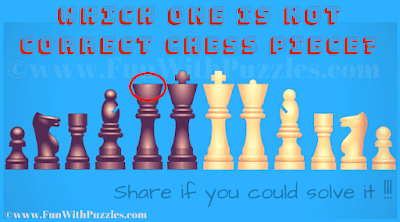 Answer of Chess Mate Master Picture Riddle for Kids