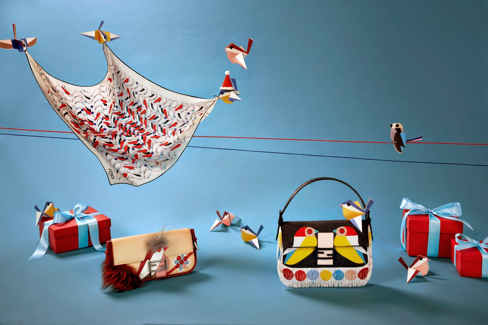 Introducing: Fendi QuTweets Capsule Collection