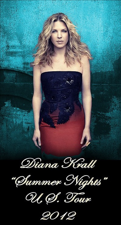 Diana krall pa konserthuset stockholm