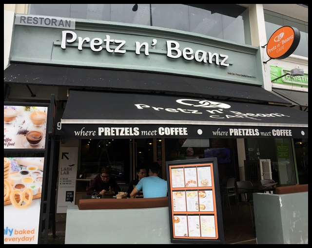 Pretz n' Beanz Bangsar 1