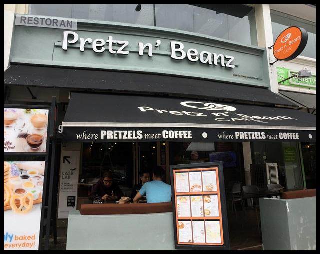Pretz n' Beanz Bangsar 1