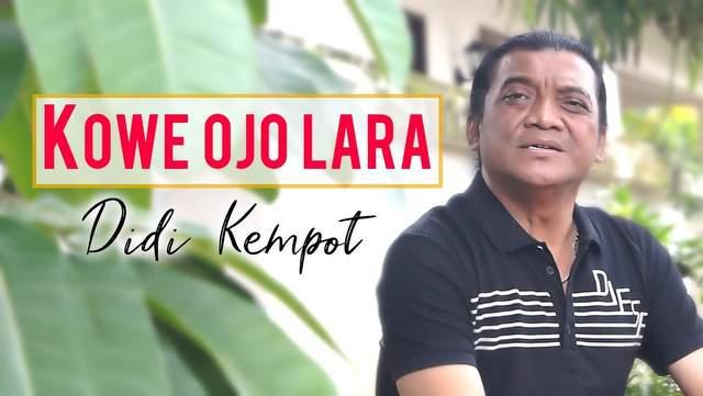 Didi Kempot - Kowe Ojo Lara