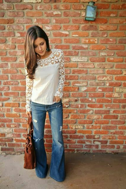 Stunning laces shirt