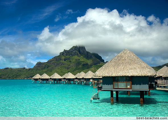 Best 10 exotic beach destinations you should visit haute for Best beach vacations us
