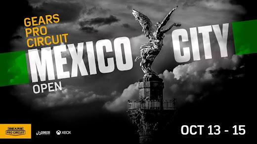 Xbox Mexico cancela el Gears Pro Circuit por seguridad de los asistente, jugadores y personal