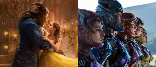 weekend-box-office-power-rangers-beauty-and-the-beast