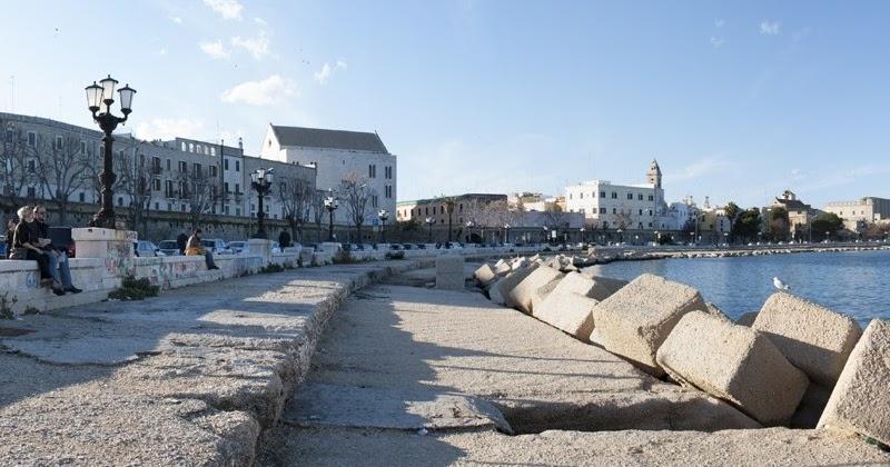 waterfront bari vecchia oggi si riunirà la commissione giornale di puglia
