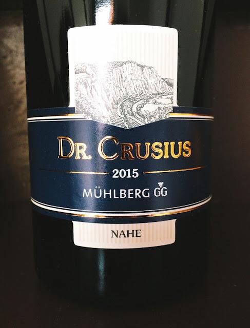Mühlberg Riesling Weingut Dr. Crusius