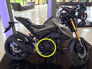 rata rata sepeda motor saat ini hampir pasti mengaplikasikan starter elektrik untuk menya Kapan Kick Starter Motor Sebaiknya Digunakan ?
