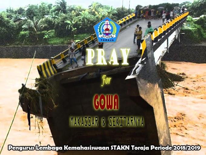 Aksi Penggalangan Dana Untuk Bencana Di Gowa, Makassar dan Sekitarnya