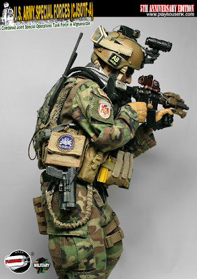Toyhaven Playhouse U S Army Special Forces Cjsotf A