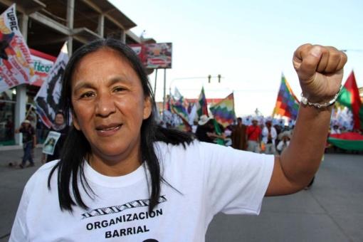 Presentan proyecto de ley sobre libertad de Milagro Sala