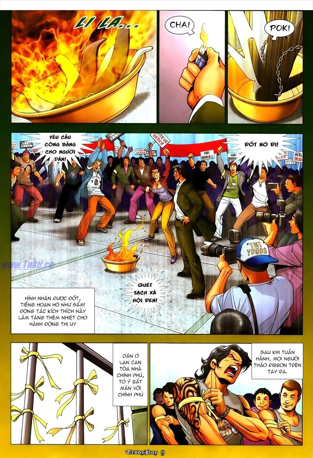 Người Trong Giang Hồ Chap 1085 - Truyen.Chap.VN