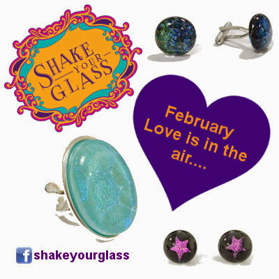 Love is in the air.... at Shake Your Glass