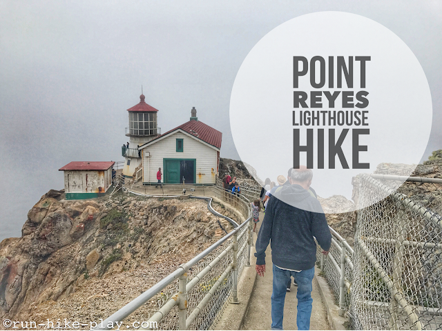 Point Reyes Lighthouse Hike 8/5/17