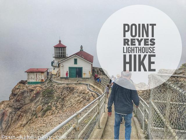 Point Reyes Lighthouse Hike 8/5/17