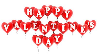 Romantic Happy Valentines Day WhatsApp DP
