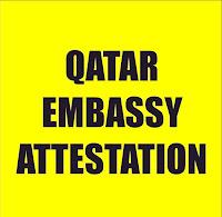 Certificate attestation Qatar