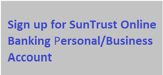 Suntrust Online Banking Sign On