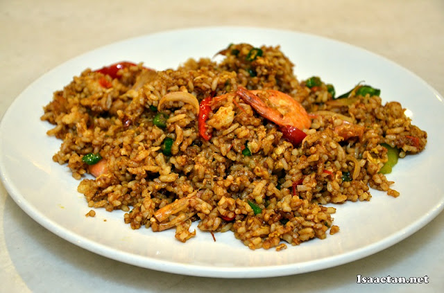 #7 Kam Heong Fried Rice - RM8.50