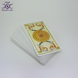 Tarot de Marseille (Heron) - Cards