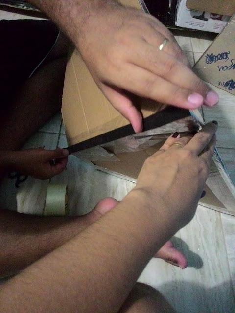 Como fazer uma Sotf Box em casa