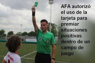 arbitros-futbol-tarjeta-verde