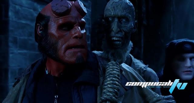 Hellboy 1 y 2 1080p HD Latino