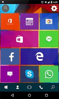 Launcher Windows 10