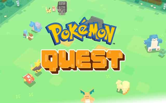 Pokémon Quest Nintendo, Android, iOS