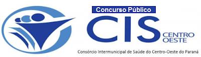 Apostila Concurso Consórcio Int. de Saúde do PR - CISCentro-Oeste 2016.
