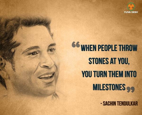 Inspirational Quotes Wallpaper Download Sachin Tendulkar Milestone Quotes Sachinrtendulkar