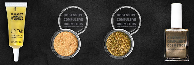 Obsessive Compulsive Cosmetics The Admonis Collection