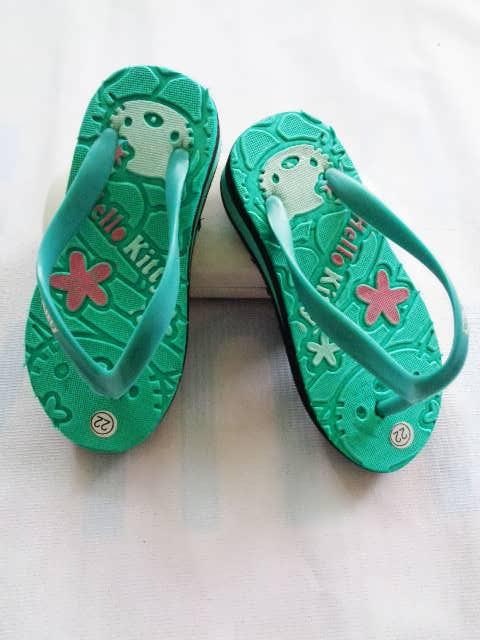 Sandal murah wedges spon terbaru | Sandal HK Tebal Baby