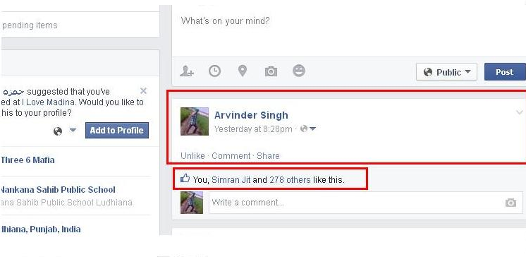 How To Get Unlimited Likes On Blank Status