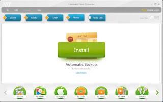 Freemake Video Converter Gold 4.1.10.56 Multilingual Full Version