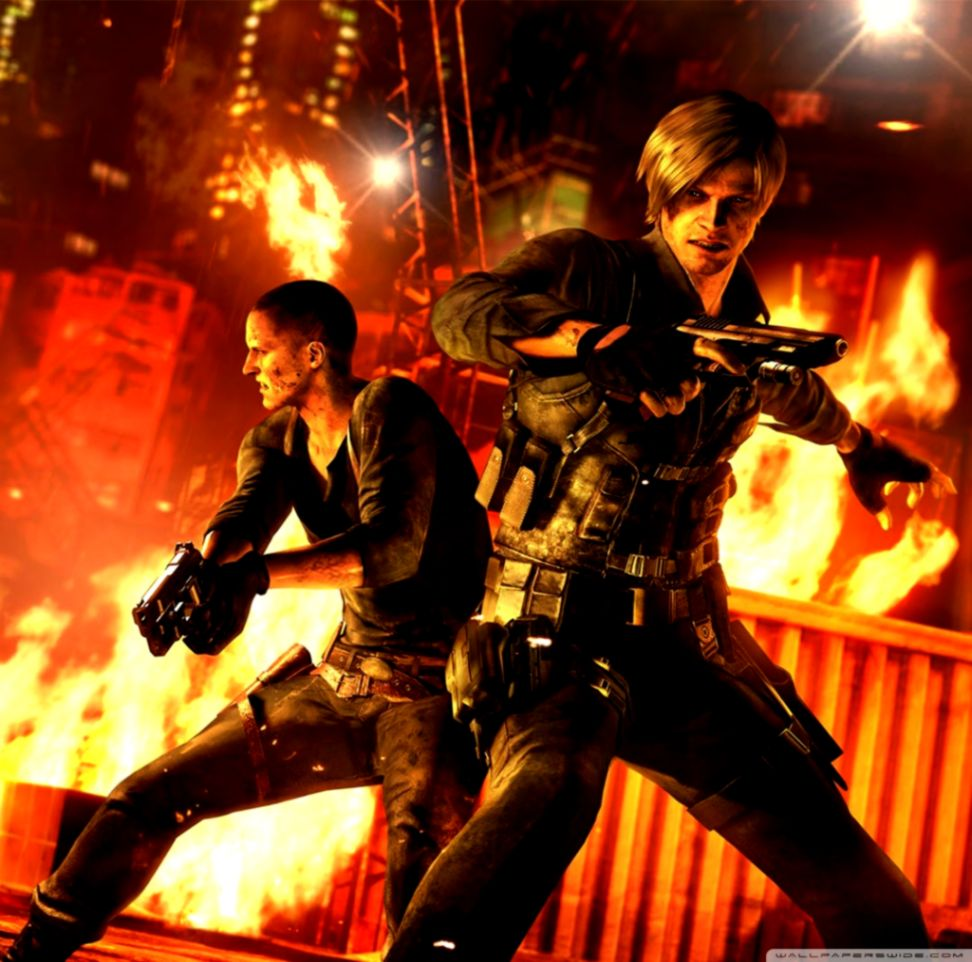 Wallpapers Games Resident Evil My Sims 3 Downloads