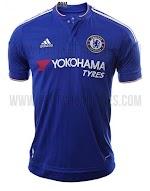 Bocoran Jersey Kandang Chelsea 2015/2016