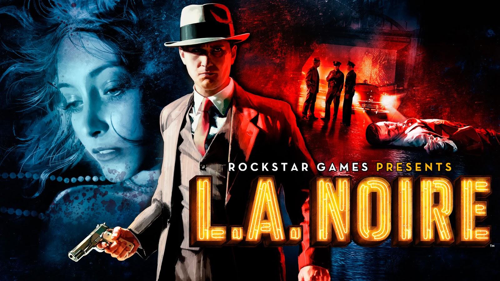 L.A. Noire wal