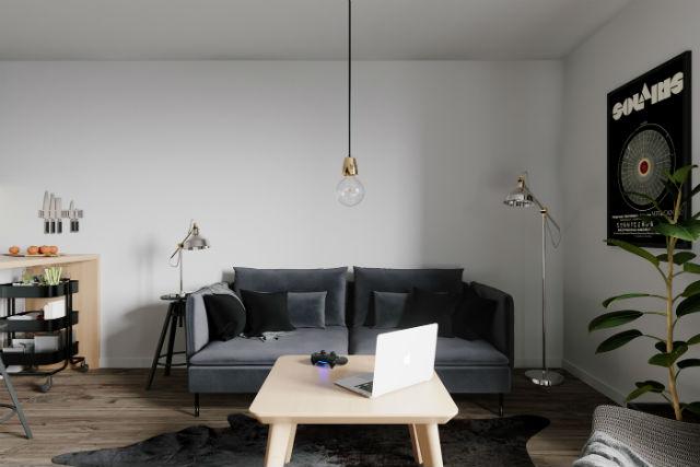 decorar un apartamento low cost con estilo