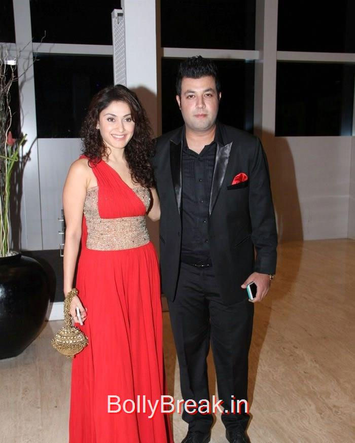 Manjari Phadnis, Varun Sharma, Elli Avram Hot Pics At Karishma Jain & Abhishek Chhajer Wedding Ceremony