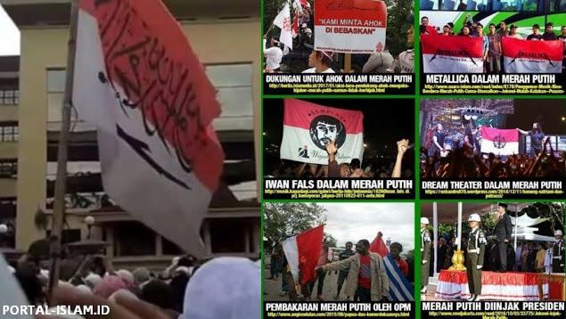 Berkali-kali Bendera Merah Putih Dicoret-coret dan Diiinjak, Kenapa Baru Sekarang Jadi Panas?