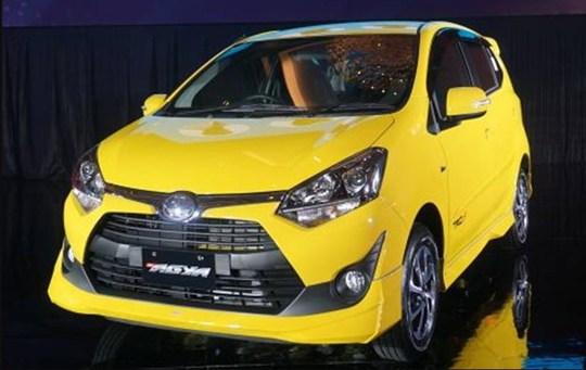 Harga Mobil Toyota Agya Baru Tahun 2018 | Semarang - ASTRA ...